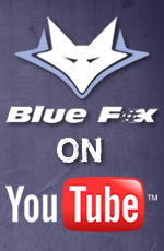 Blue Fox YouTube